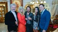 O Empresário Ariel Fabian Canello, proprietário da redes de franquias Império Bijoux, recebeu em sua mansão a ex primeira dama Rosane Malta (ex Collor) para um delicioso jantar. Empresários, socialites […]